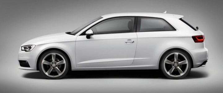 Audi A3 S Line Leasing
