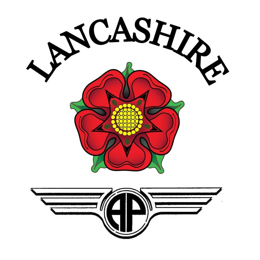 Lancashire AP Logo GIMP
