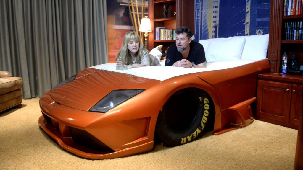 Lambo Car Bed