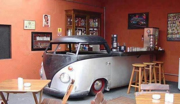 VW Camper Bar
